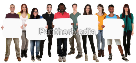 group of young people people hold