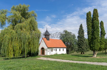 joseph chapel on priorberg baden wuerttemberg