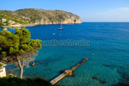 meerblick in camp de mar mallorca