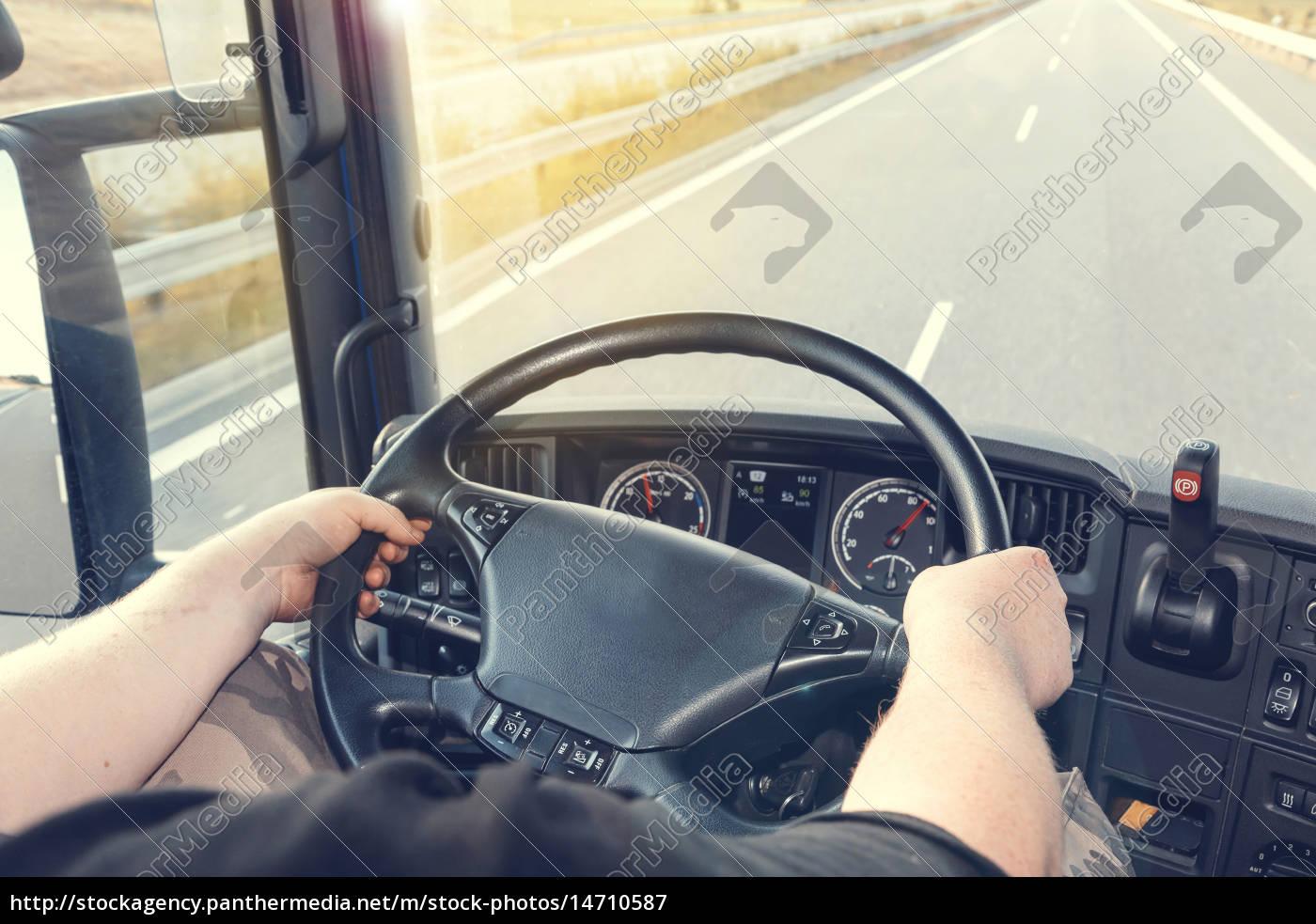 lkw-fahren - 14710587