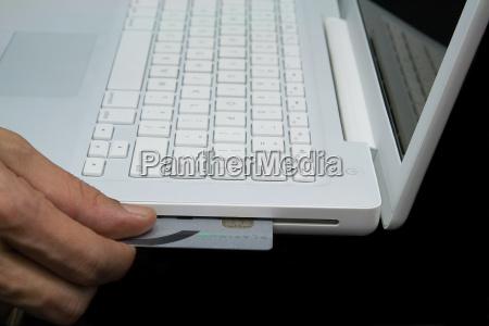 laptop notebook computer freisteller schwarze schwarz