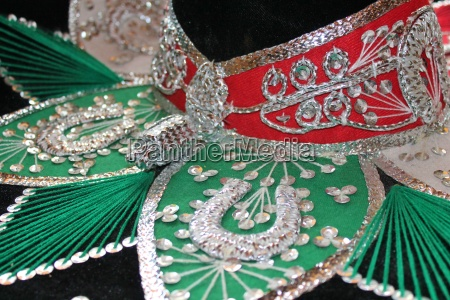 mexico mariachi fiesta sombrero hat with