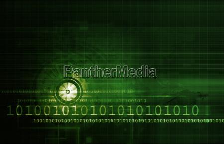 computer sicherheitskonzept