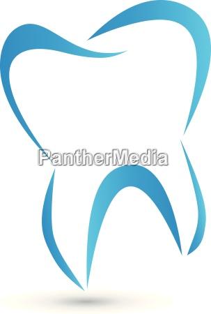 zahn tooth zahnmedizin zahnarzt logo