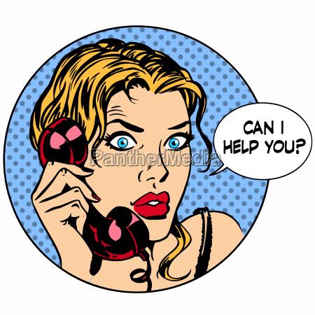 kommunikation telefon frau sagte ich kann