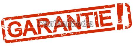 red stamp guarantee