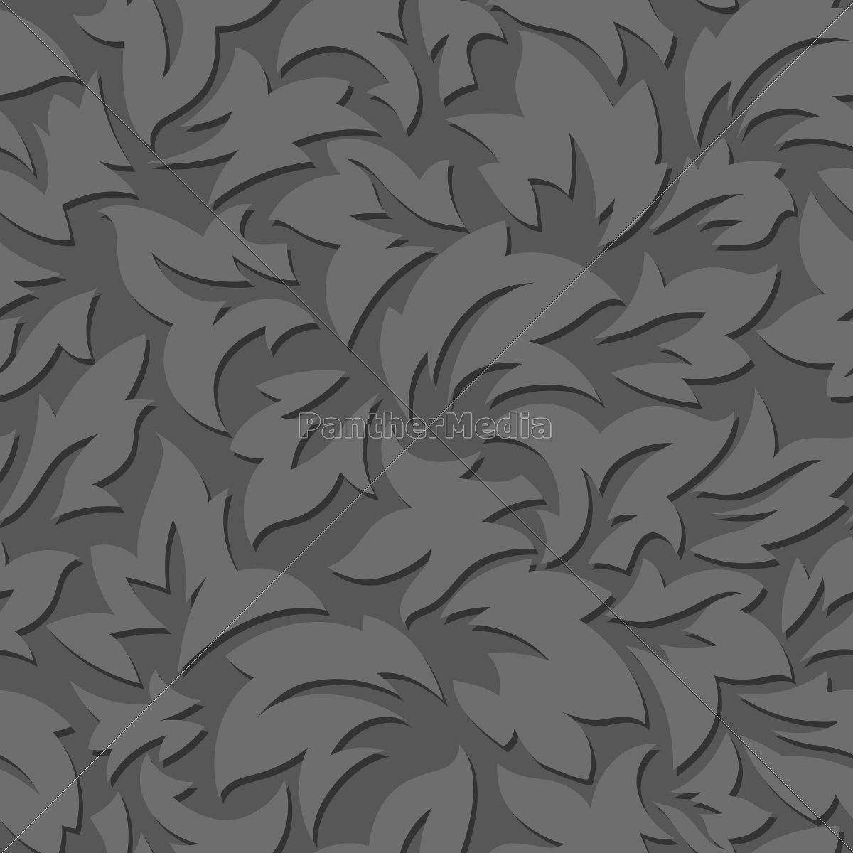 seamless, vector, floral, pattern - 14772159