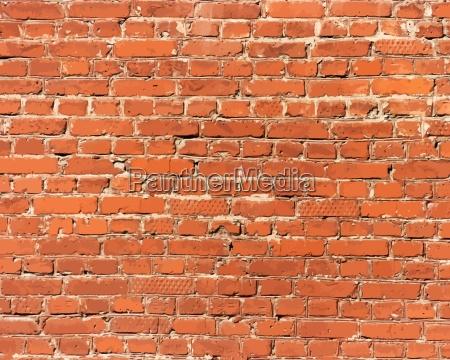 backsteinmauerdetailbeschaffenheit