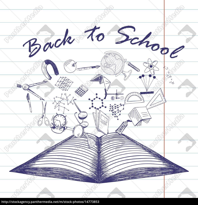 zurück, zur, schule - 14773853