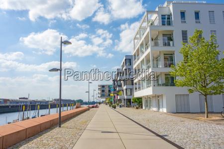 promenade marina europahafen bremen