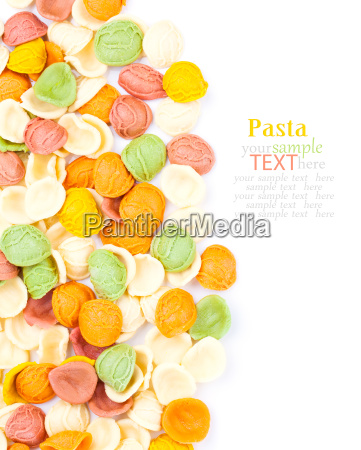 italienische pasta background