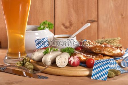 weisswurstfruehstueck