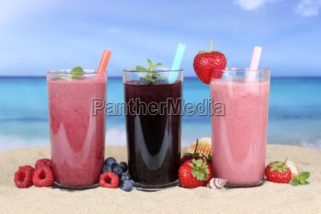 smoothies saft mit fruechte smoothie fruchtsaft