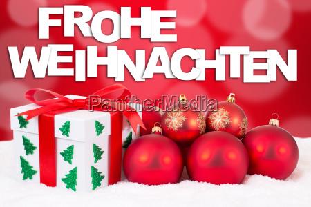 frohe weihnachten karte weihnachtsgeschenke geschenke mit