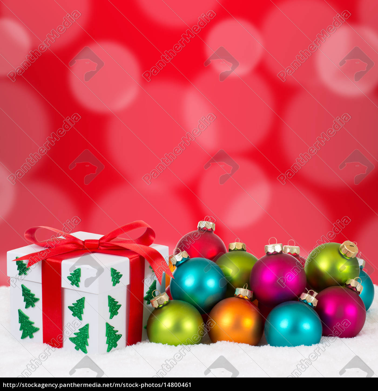 Weihnachtsgeschenk Weihnachten.Stockfoto 14800461 Weihnachtsgeschenk Geschenk An Weihnachten Mit Bunte