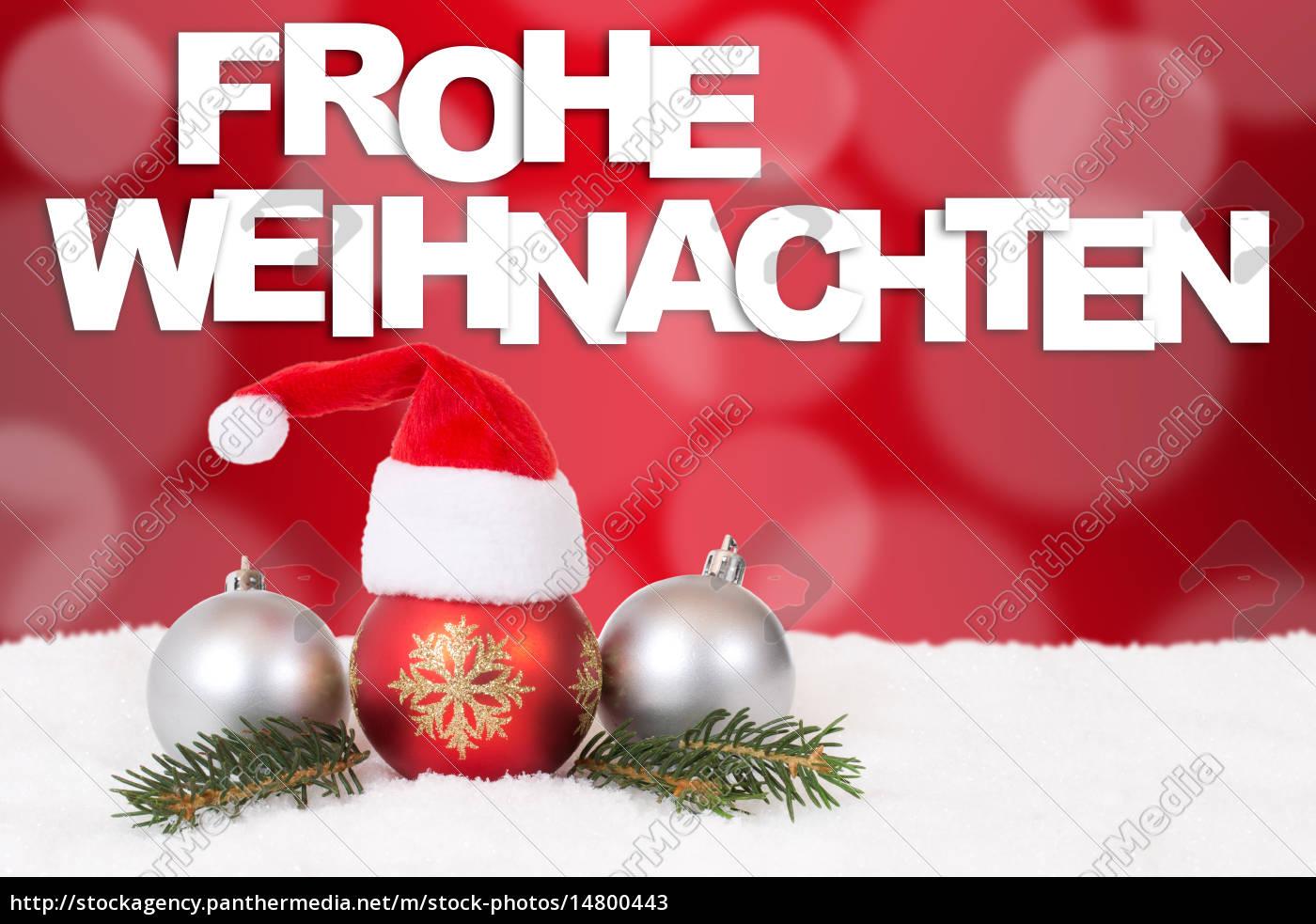 Frohe Weihnachten Hindi.Stockfoto 14800443 Weihnachtskarte Mit Mutze Frohe Weihnachten Hintergrund Rot
