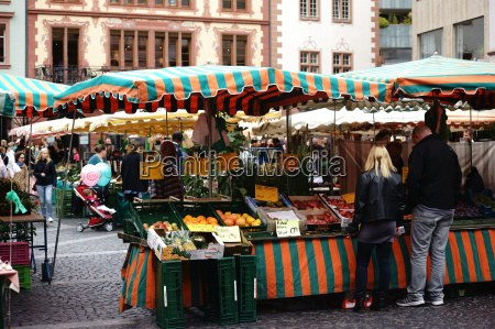 wochenmarkt mainz
