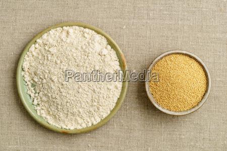 amaranth and amaranth flour