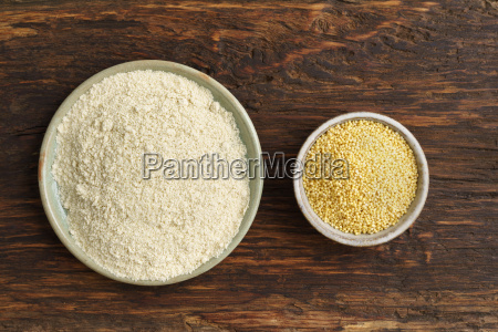 millet and hirsemehl
