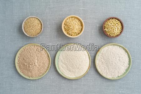 gluten free grain