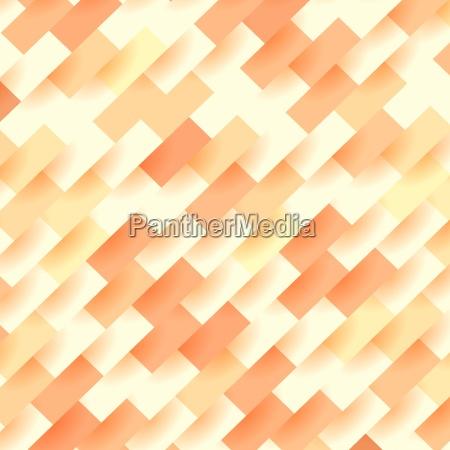 illustration of abstract orange texture pattern