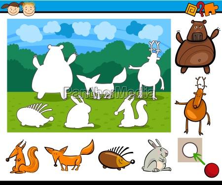 kindergarten cartoon game
