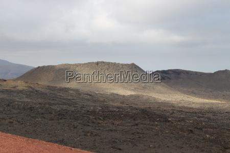 the volcanic area of u200bu200btimanfaya