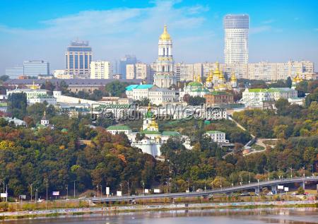 kyiv pechersk lavra ukraine