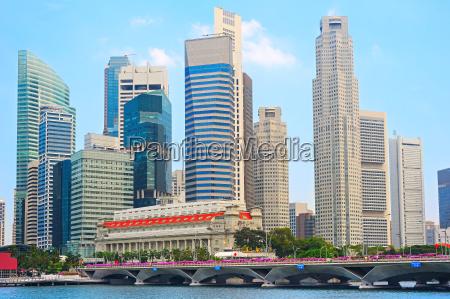 geschaeftsarchitektur singapur