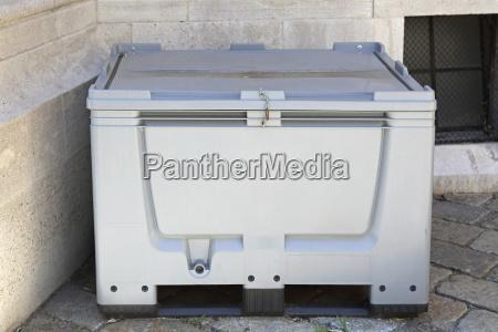 plastikpalettenbox