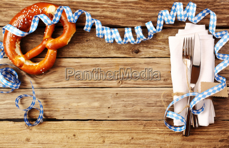 bavarian catering party border