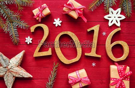 2016 nowy rok i boze narodzenie