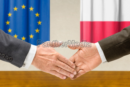 representatives of the eu and poland
