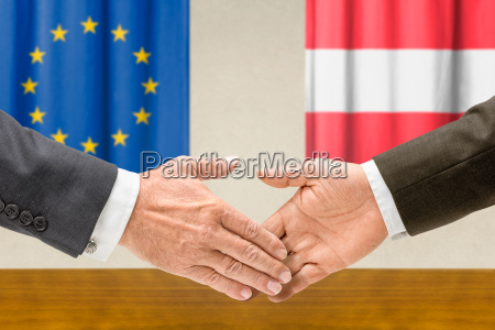 representatives of the eu and austria