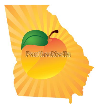 sonnenlicht frucht obst sonnenschein georgien offiziell