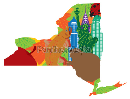 state of new york usa offizielle
