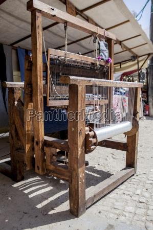 wooden webstuhl