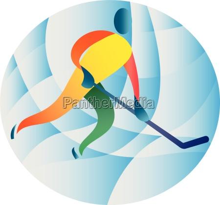 hockey spieler eishockey