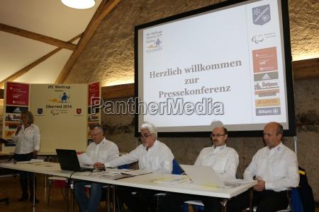 pressekonferenz ipc weltcup 2014 oberrried