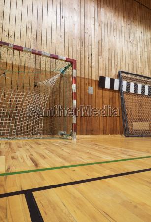 retro indoor fussball ziel