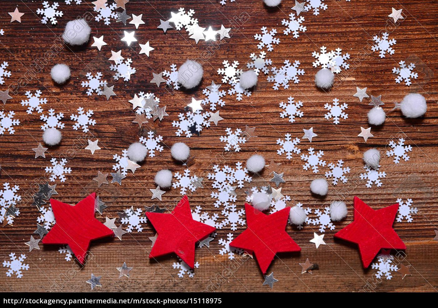 Hintergrund Weihnachten.Lizenzfreies Bild 15118975 Weihnachten Holz Hintergrund Sterne