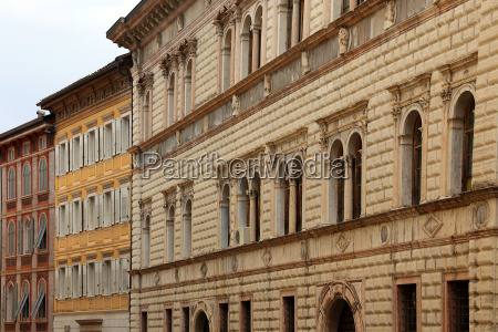 der palazzo tabarelli in der via