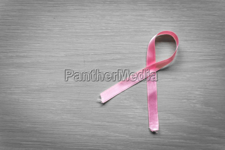 brustkrebs band in rosa