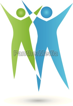 two people logopersons