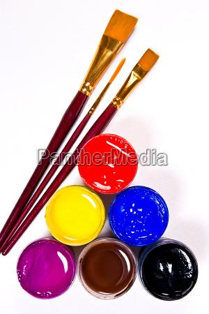 werkzeug kunst farbe gemaelde malerei handwerkszeug