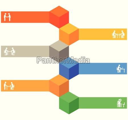 infographics for business teamwork
