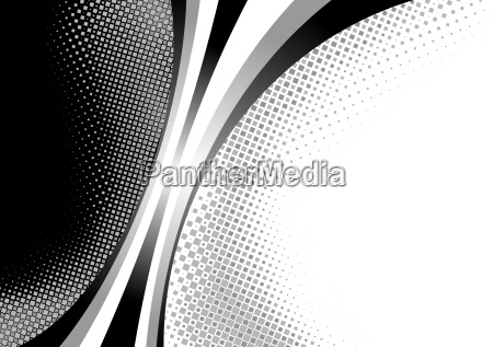background with stripes and squared effects