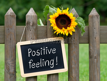 positive feeling