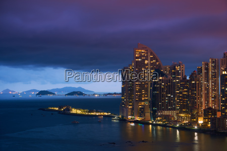 panama city trump ocean club wolkenkratzer