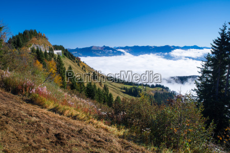 rossfeldpanoramastrasse in berchtesgaden